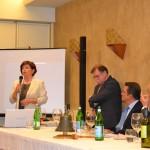 Il Presidente dell'Ospedale di Sassuolo, Maria Pia Biondi