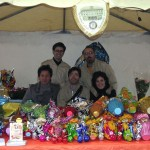 vendita uova di Pasqua 2007