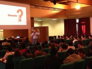 ncontro sul cyberbullismo presso Istituto Volta di Sassuolo