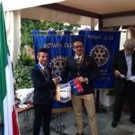 Interclub con Rotary Val di Secchia